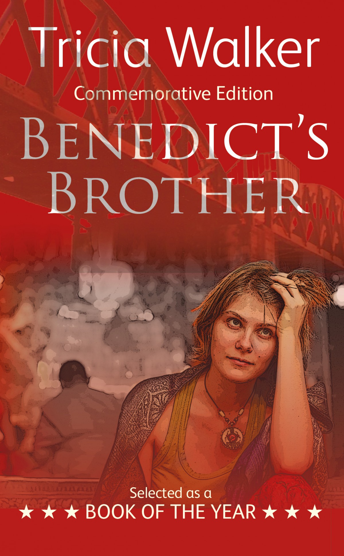 Benedict's Brother | Tricia Walker | Charity edition cover