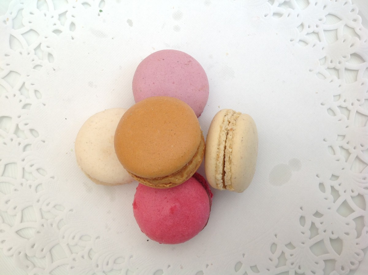 The Big Ideas Collective Macaroons