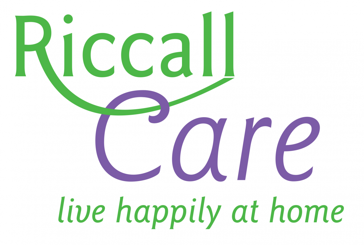 Riccall Care logo and strapline