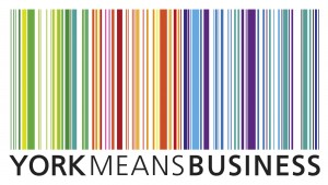 York Means Business logo