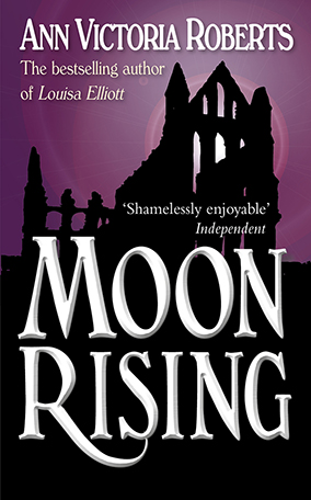 Moon Rising - book design - Ned Hoste
