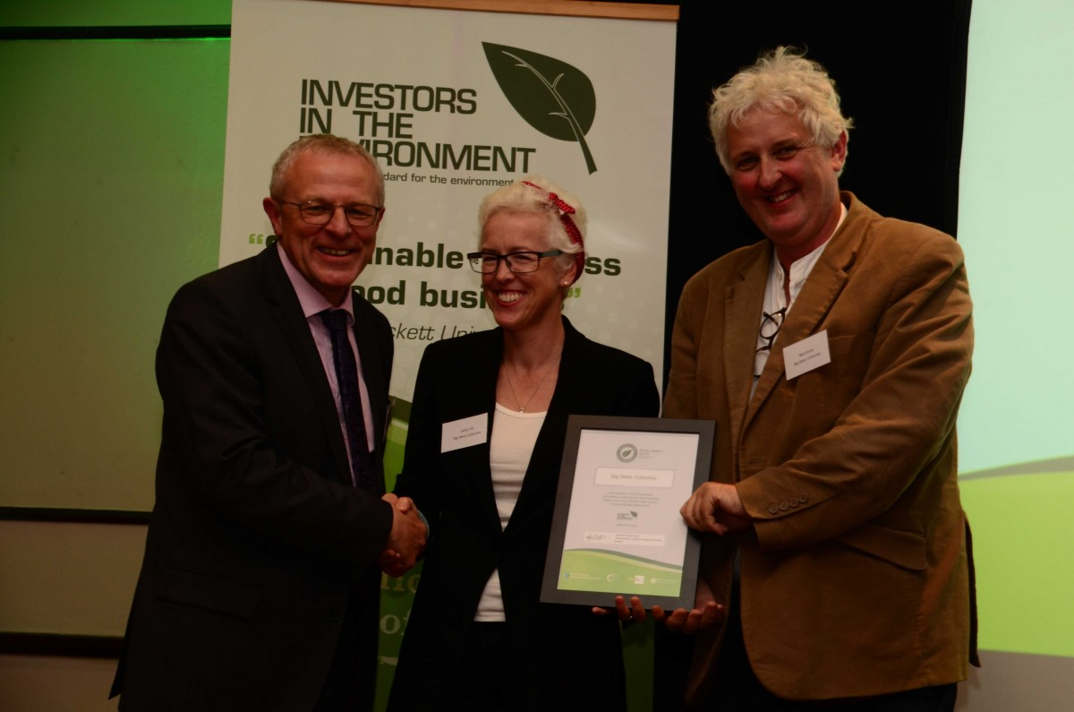 Environmental Awards for Big Ideas Collective