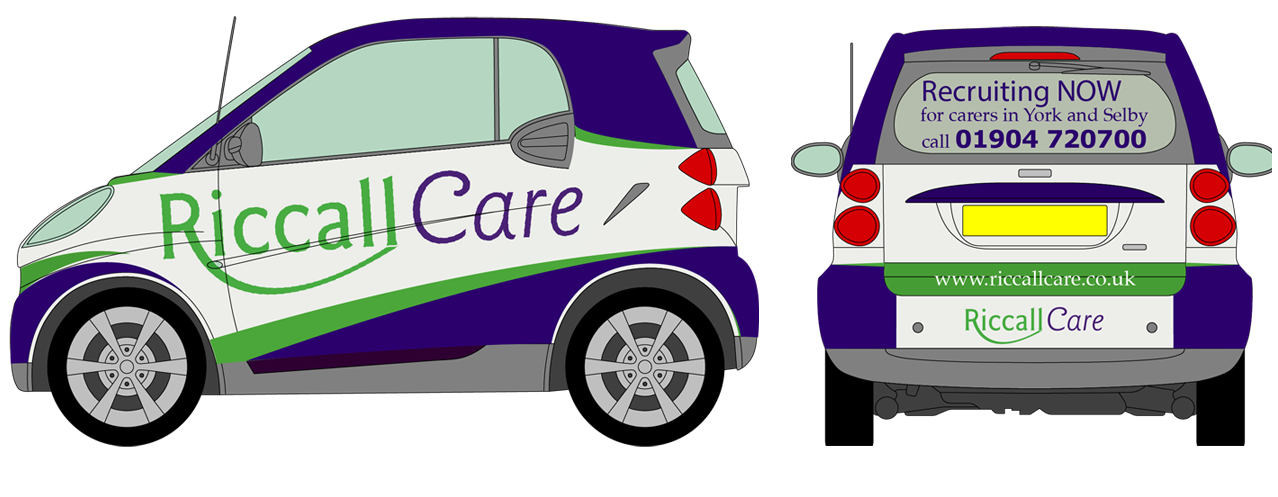 Riccall Care - The Big Ideas Collective - marketing