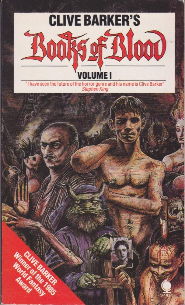 Clive Barker: Books of Blood vol1