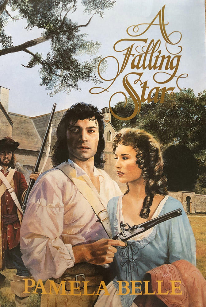 Falling Star cover